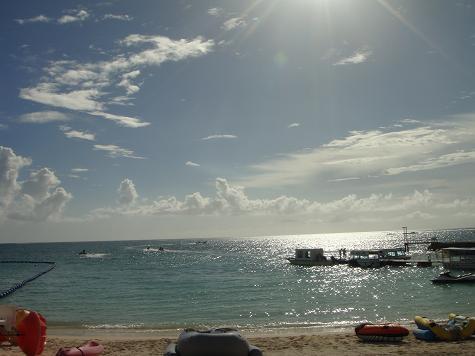 とりあえずビーチ・・・.JPG